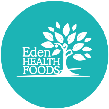 Eden Health Foods logo
