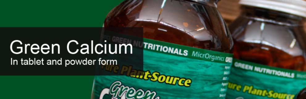Green Calcium - Superfoods